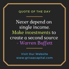 17 Best Investment Motivational Quotes images | Investing, Dubai