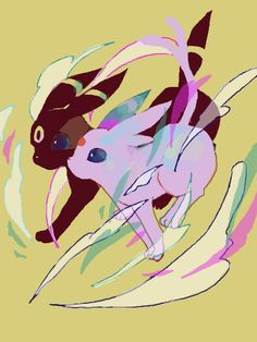 Images of Eeveelutions Umbreon And Espeon Umbreon And Espeon, Pokemon Eeveelutions, Eevee Evolutions, Shiny Umbreon, Pokemon Pins, All Pokemon, Cute Pokemon, Pokemon Couples, Pokemon Pictures