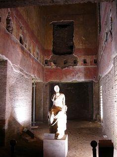 Statue of a Muse, Domus Aurea, Rome