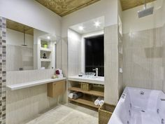 Revamped Inner City Residence Featuring Contemporary Interior Design But Interior Designs Of Bathrooms Humorous