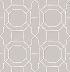 Summer Trellis Grey wallpaper by Albany