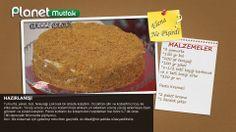 """""""Yabancı Gelinin Mutfağı"""" programında Elena'nın sizler için yaptığı """"Ballı Pasta"""" tarifi."""