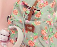 Backpack #PINK ♥