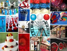 A Very Patriotic Party: A Fourth of July Affair