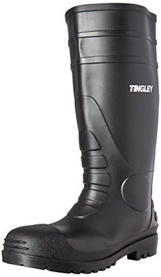 TINGLEY 31151 Economy Kneed Boot for Agriculture Black ** Check out this great product. (This is an affiliate link and I receive a commission for the sales) Mens Hunting Boots, Mens Rain Boots, Rubber Boots For Men, Rubber Rain Boots, Insulated Rubber Boots, Halloween Costume Boots, Pull On Work Boots, Mens Waterproof Boots, Rugged Men