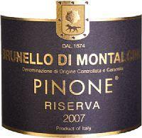 Pinone, Brunello di Montalcino Riserva,, Pinino [17.5/20 points]: Shinya Tasaki Wine Buying Guide: Drinks and Wine: Gourmet: YOMIURI ONLINE ...