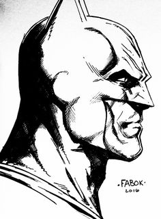 Batman by Jason Fabok