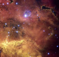 space via Hubble