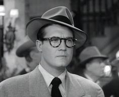 I ONLY liked this SUPERMAN - no other - George Reeves as Clark Kent in the 1950s TV series 'Superman'