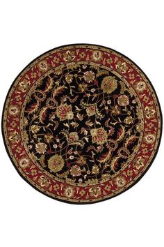 Constantine Area Rug: a sophisticated rug in your choice of color and shape. #HDCrugs HomeDecorators.com