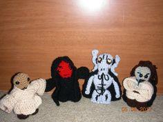crochet Star Wars bad boys