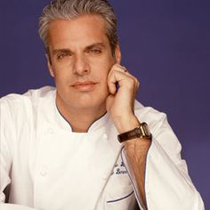 Chef Eric Ripert-His restaurant Le Bernardin is at the very top of my list…considered one of the BEST in the world!