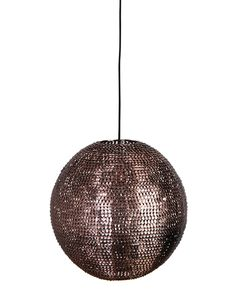 Our sparkling Cooper pendant lamp is created out of hundreds of small 'flakes' of copper, which are burned with a torch for a flamed look. The copper flakes are all placed by hand to give the lampshade its unique shape. The light bounces on … Vervolgd Pendant Lamp, Things That Bounce, Copper, Table Lamp, Sparkle, Pendants, Ceiling Lights, Shapes, Lighting