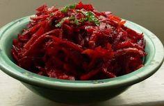 #Salată de sfeclă  http://www.realitatea.net/retete-de-post-salata-de-sfecla_923268.html