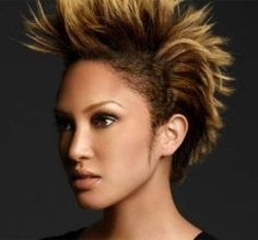 Naima from america's next top model