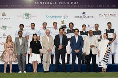 Prince Harry in The Sentebale Polo Cup