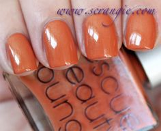 Scrangie: Rescue Beauty Lounge Georgia On My Mind Collection 2012 Swatches and Review
