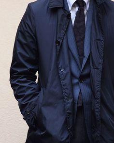 vaatturiliikesauma:    Aspesi Mod. I236 Limone now available at Bulevardi 14.  @aspesilab #aspesi #outerwear #vaatturiliikesauma #menswear #mnswr (at Bulevardi)