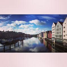 Trondheim #trdlove #norway Trondheim, Trd, Norway, My Photos, Instagram