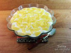 delícia de ananás