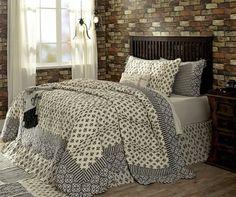 Elysee 4 Piece Queen Quilt Set VHC Brands https://www.amazon.com/dp/B00NJ2BVX6/ref=cm_sw_r_pi_dp_x_Dbu9xbP1EVXRY