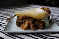 ... and Baked Fruit on Pinterest | Apple butter, Poached pears and Pears