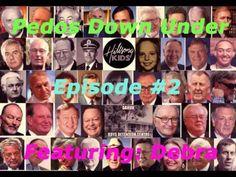 Pedos Down Under Radio: Episode #2 with Debra