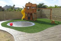 44 Small Backyard Playground Landscaping Design Ideas ✈✈--- Visit our shop canvas art ---✈✈ ideas architecture design room backyard diy playground playground playground playground playground playground games landscaping playground art plan ill Backyard Playground Sets, Playground Design, Backyard For Kids, Backyard Projects, Playground Kids, Arizona Backyard Ideas, Modern Playground, Natural Playground, Backyard Play Areas