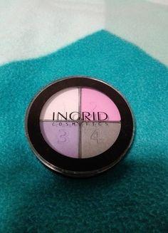 Kup mój przedmiot na #vintedpl #cieniedopowiek #ingrid http://www.vinted.pl/kosmetyki/kosmetyki-do-makijazu/13264940-ingrid-cosmetics-casablanca-paletka-cieni