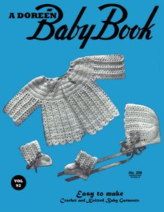 Purple Kitty offers the greatest digitized vintage craft books.. esp knitting and crochet.