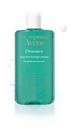 Avene Cleanance Soap-Free Gel Cleanser
