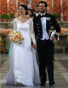 Wedding of Prince Carl Philip and Princess Sofia of Sweden