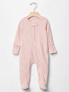 Favorite footed bear one-piece | Gap