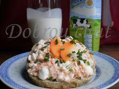 Dobrou chuť: Mrkvová pomazánka s cottage sýrem