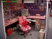 christmas cubicle decorating - Yahoo Image Search Results