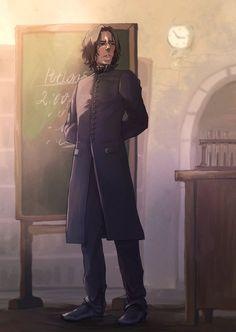 Professor Severus Snape, Alan Rickman Severus Snape, Severus Rogue, Slytherin, Hogwarts, Free Mind, Soft Wallpaper, Harry Potter Fan Art, Love You All