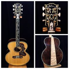 New Gibson J-200 Gallery Series (Double Vine)