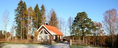 Ekhamra Gård Hostel, Outdoor Activities, Cabin, House Styles, Home Decor, Decoration Home, Room Decor, Cabins, Cottage
