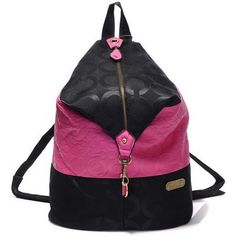 Coach backpack. I WANT THIS NOW!!!!!