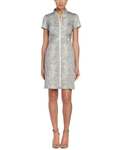 Spotted this Lafayette 148 New York Allie Shift Dress on Rue La La. Shop (quickly!).