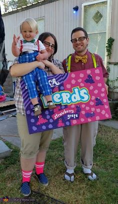 Heather: Heather mascheck, john Schlembach and their nephew Aemon. My boyfriend and I consider ourselves nerds and we wanted to share that with the world in a fun and exciting way!...