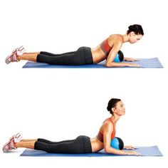 Flat-Ab Pilates Workout http://www.womenshealthmag.com/fitness/pilates-exercise