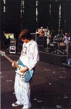 Fãs de Nirvana disponibilizam fotos inéditas da banda no Brasil 1993 - Unseen - Rare