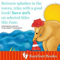 Barefoot Books creates carefully crafted children's books, children's CDs and children's gifts that spark imagination, exploration, and creativity. Barefoot Books, Award Winning Books, Book Gifts, Summer Sale, Childrens Books, Gifts For Kids, Good Books, Children's Books, Presents For Kids