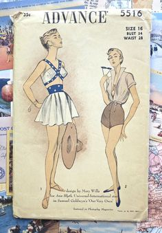 Dresses - Vintage Sewing Patterns