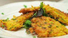 Dýně Hokkaido v křupavých placičkách Tandoori Chicken, Meat, Ethnic Recipes, Food, Youtube, Hokkaido, Essen, Meals, Yemek
