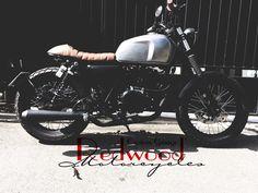 Brixton 125 By Redwood Motorcycles Custom Garage  Cafe Racer , Scrambler , Bratstyle
