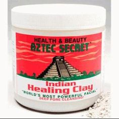 It's hard to control facial breakouts. My secret is the Aztec Secret! This Indian Healing Clay product is the best in the world! I have been using it for over a year now, and have seen a definite difference in my complexion. The Aztec Secret Indian Healing Clay is 100 percent all natural calcium bentonite clay. It can be used for acne, body wraps, clay baths, foot soaks, or chilled for knee packs and insect bites. This is the only product you'll ever need!  Just take about a teaspoon full of…
