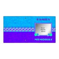 Shop Purple & Blue Polkadot Family Memory Book 3 Ring Binder created by wingedturtle. 3 Ring Binders, Binder Inserts, Binder Design, Custom Binders, Family Memories, Memory Books, Photo Quality, Keepsakes, Christmas Photos