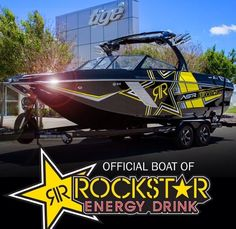 Wakeboarding, Wakeboard Boats, Boat Wraps, Custom Wraps, Cool Boats, Wet Dreams, Boat Design, Jet Ski, Monster Trucks